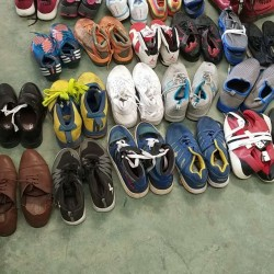 High quality used shoes!6-7 containers per month