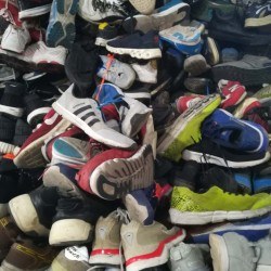 Large stock used shoes for sell low price