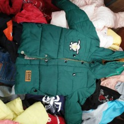 High quality low price winter used clothes for sale