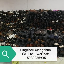Hebei exporters supply pairs of shoes for a long time