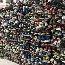 High quality second-hand sport shoes with sufficient supply