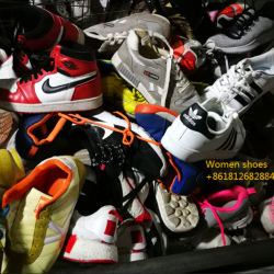 Used shoes/ sneakers/NIKE/ADIDAS/PUMA/ leather shoes