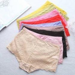 Comfortable used women's underwear