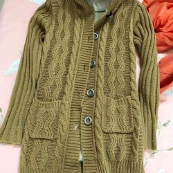comfortable uesd cardigan sweater