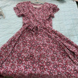 ladies used clothes classic  dress for sale
