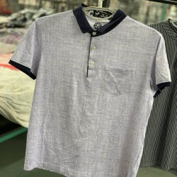 High quality used clothes men's short sleeve T-shirt