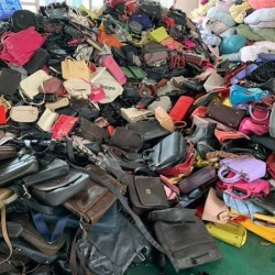 second hand BAGS exported to Africa