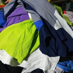 second hand clothes exported to Africa