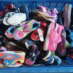 Xiamen factory exports all kinds of children's sports shoes all year round!!