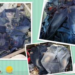 Ladies Jacket\Jeans