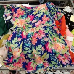China TOP SUPPIER OF second hand clothes,silk dress