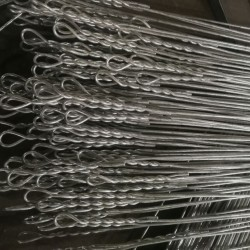 used clothes bale wire