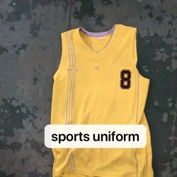 second hand clothes exported to Africa,summer cloth,sports uniform men-t-shirt