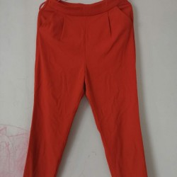 fashion ladies cotton pants