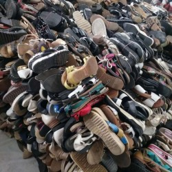 Strength manufacturers specialize in selling used shoes