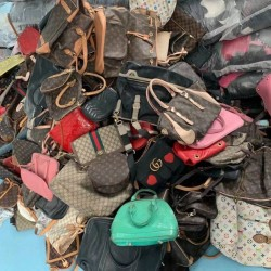 Famous brand second hand lady bags